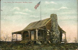 Log Cabin, Fall Mountain
