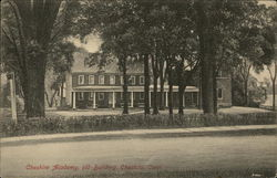 Cheshire Academy, Old Building