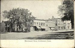 Merchants' Row