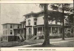 Street View Of Woman's Relief Corps Home