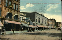 Central Business Section on Main Street