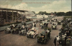 Automobile Parade, Fair Grounds