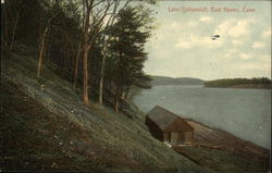 Lake Saltonstall Postcard