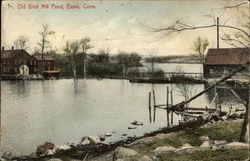 Old Grist Mill Pond