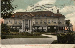Edw. Shearson Residence and Grounds