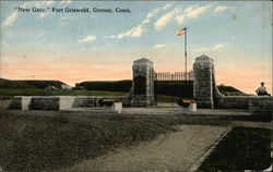 New Gate, Fort Griswold
