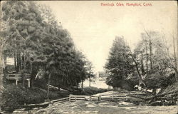 Scenic View of Hemlock Glen