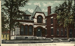 Slater Library and Savings Bank