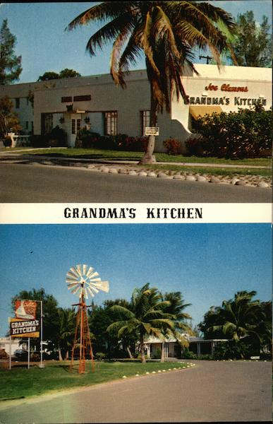 Grandma's Kitchen Miami Florida