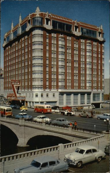 Mapes Hotel and Casino - 10 N. Virginia Street, Reno, NV
