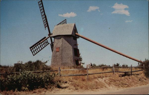 The Old Mill, Nantucket Island Massachusetts