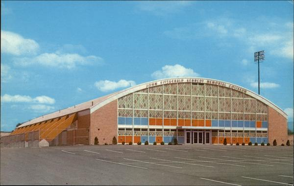 John F. Kennedy Coliseum Manchester New Hampshire