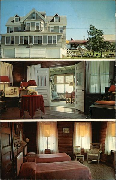 Bay Breeze Guest House on the Water Bourne Massachusetts