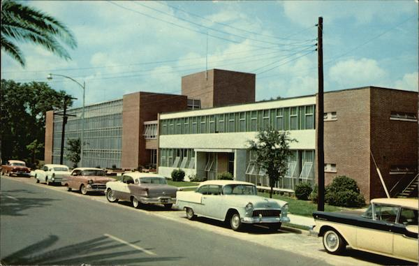 The Perry Page Agricultural and Home Economics Building Tallahassee Florida