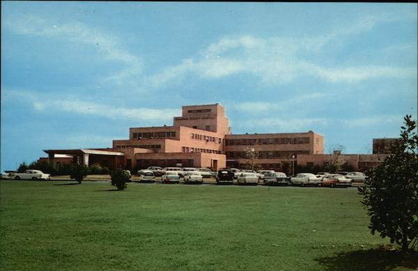 View of Memorial Hospital Clarksdale Mississippi