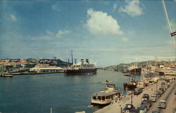 Grace Liner Santa Netherlands West Indies Caribbean Islands