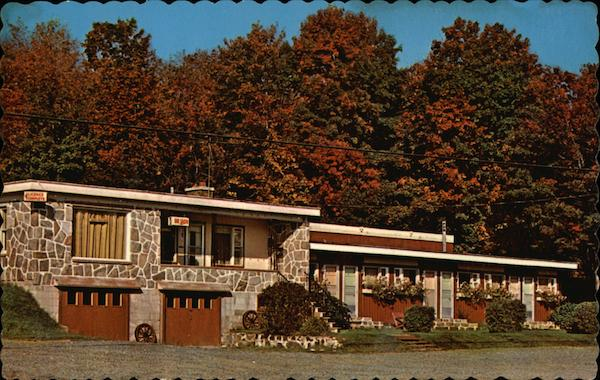 Motel Val David Canada Quebec