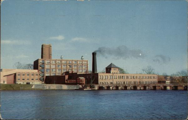 Dominion Rubber Co. St. -Jerome Canada Quebec