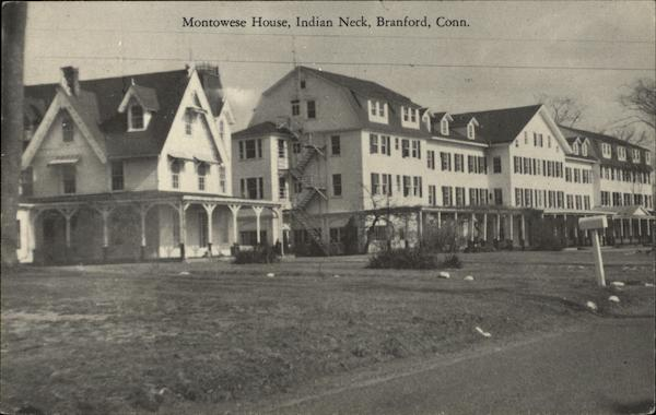 Montowese House, Indian Neck Branford Connecticut