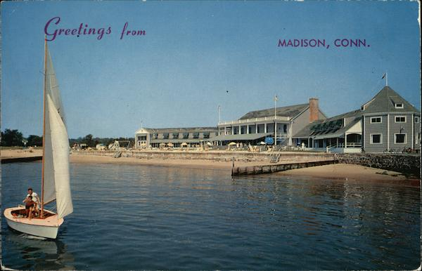 Greetings - Madison Beach Club Connecticut
