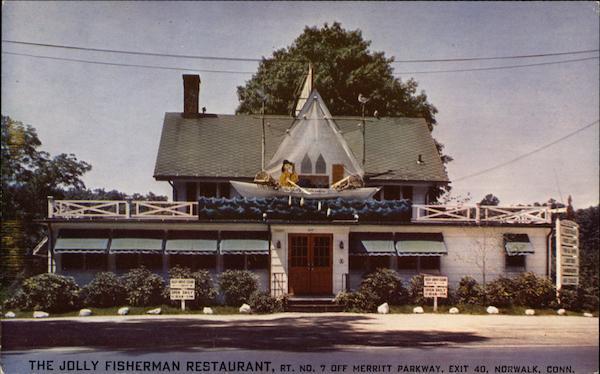 restaurants norwalk