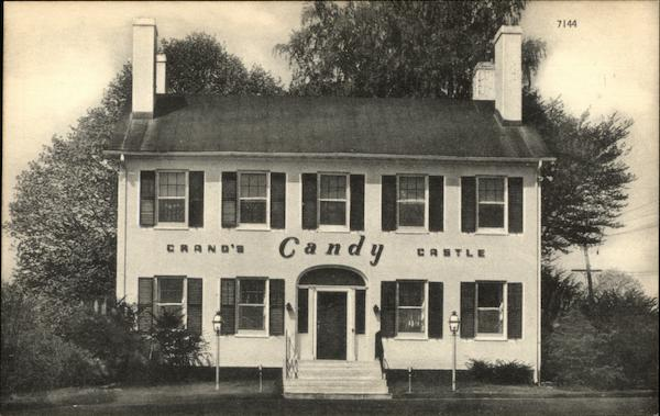 Crand's Candy Castle Enfield Connecticut