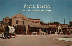 Front Street Replica - Boot Hill