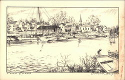 Town Creek Postcard