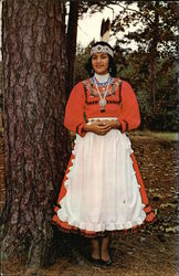 Indian Princess of the Choctaw Nation