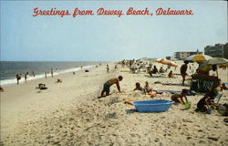 Greetings from Dewey Beach, Delaware