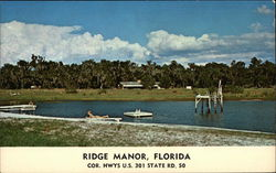 Ridge Manor, Florida
