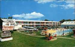 The Cavalier Motor Lodge, Cape Cod