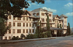 Main Building, Camp Berkshire