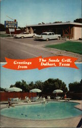 The Sands Grill and Motel
