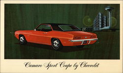 Camero Sport Coupe by Chevrolet