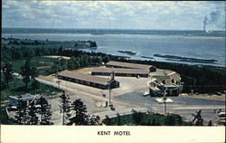 "The Kent Motel, ""Eastern Canada's Finest Motel"""