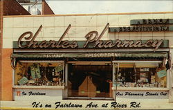 Charles Pharmacy... make this your drug store!