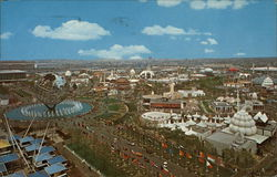 New York World Fair 1964-1965