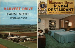 Harvest Drive Farm Motel and Restaurant