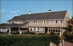 Summer Home of President John F Kennedy, Squaw Island on Cape Cod