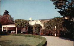Home of Joan Crawford - World Famous Motion Picture Star