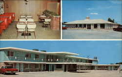 Lincoln Lodge Motel & Restaurant; Cocktail Lounge