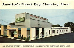 America's Finest Rug Cleaning Plant