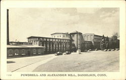 Powdrell and Alexander Mill