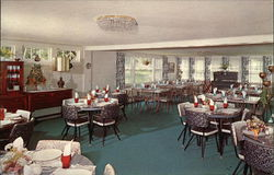 Main Dining Room at the Blackberry River Inn
