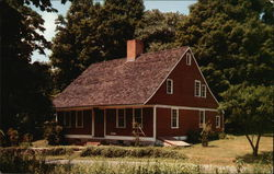Hamden Historical House