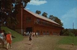 Hartford County 4-H Outdoor Center - Baldwin Hall