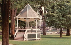 Bandstand on the Green