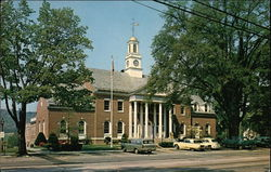 Street View of Edmond Town Hall