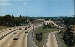 The Connecticut Turnpike